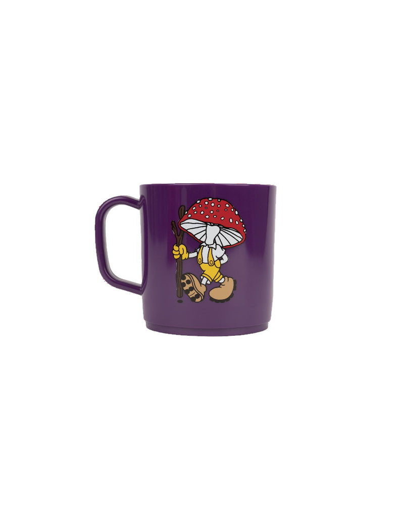 Hikerdelic Derek Mug Purple