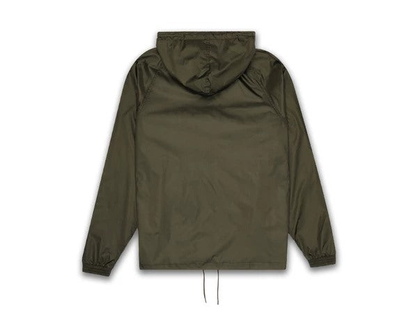 Hikerdelic Hope Smock Jacket Olive/Purple