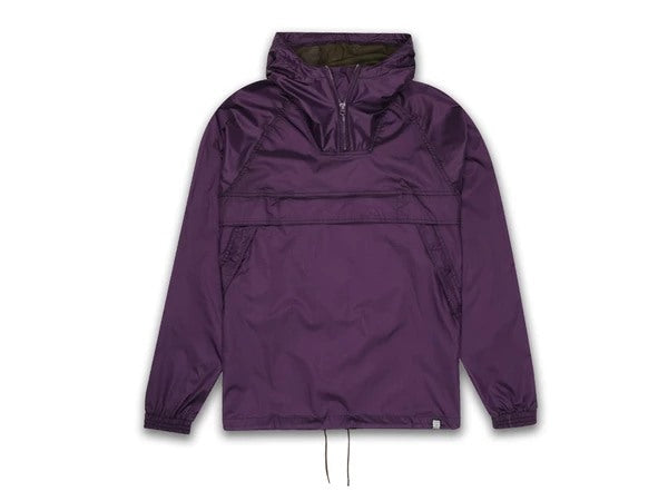 Hikerdelic Hope Smock Jacket Purple/Olive