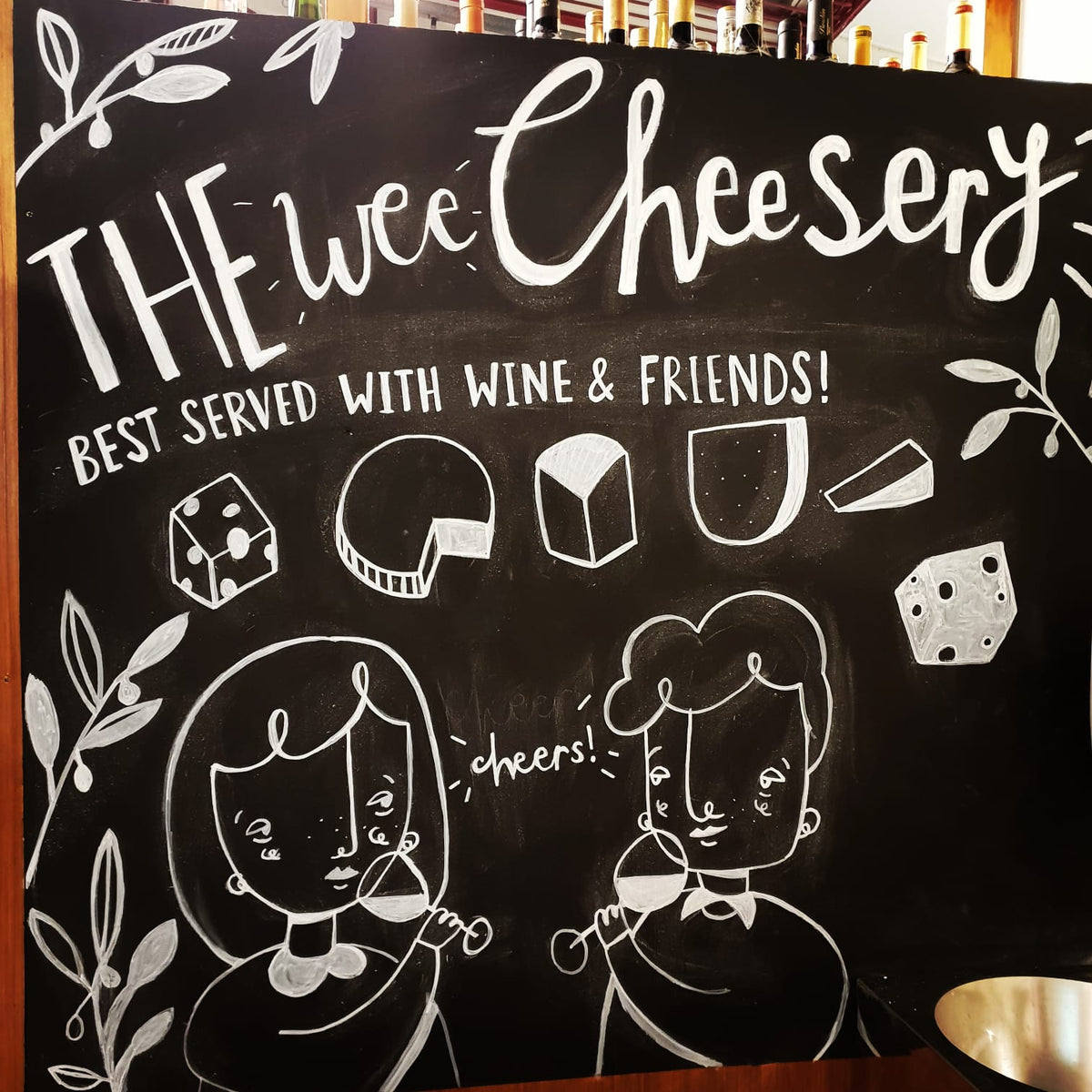 Cheese and Wine Pairing of the Week - 21/3/19