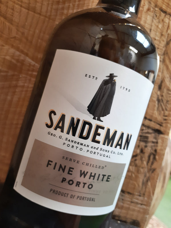 Sandeman White NV Port