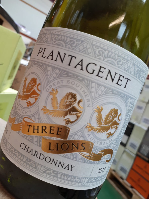 Plantagenet Three Lions Great Southern Chardonnay