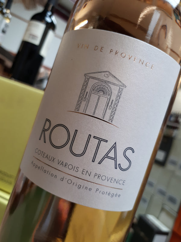 Chateau Routas Rosé (Limited stock, pre-order now for delivery before Christmas)