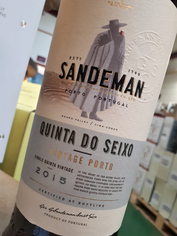 Sandeman, `Quinta do Seixo` Port 2015