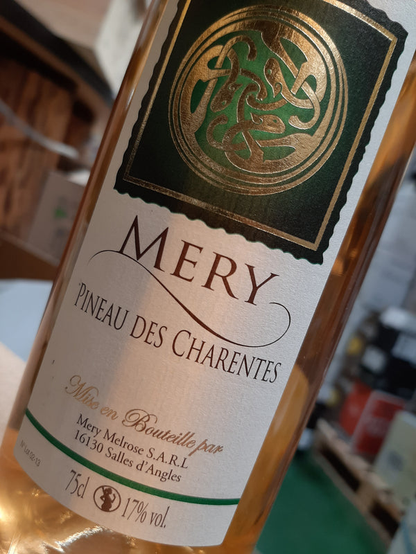 Mery Melrose Pineau des Charantes