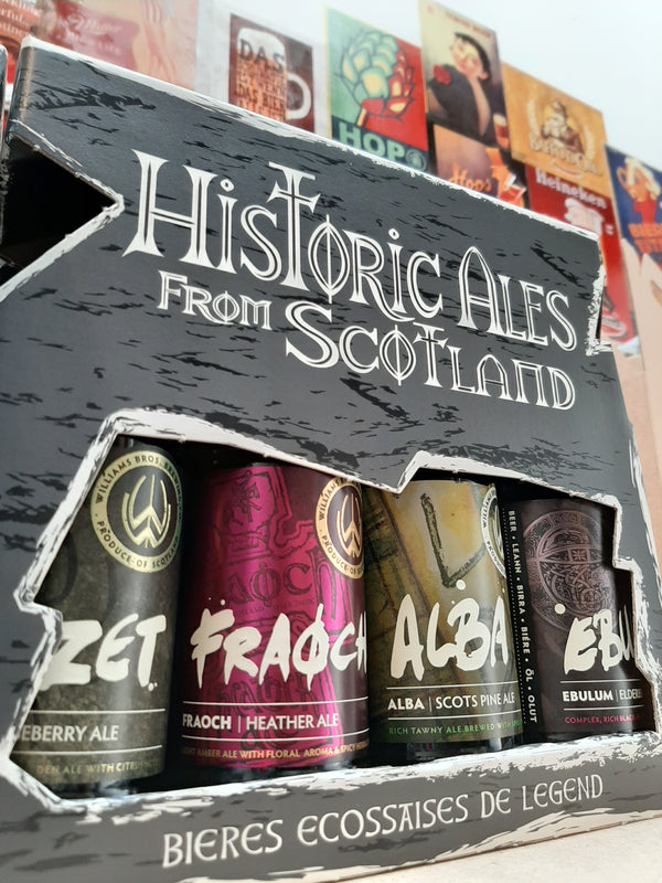 William's Brothers Historic Ale 4pk