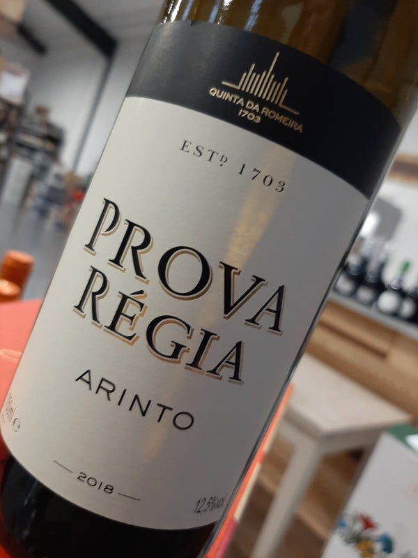 Prova Regia Arinto (Limited stock, pre-order now for delivery before Christmas)