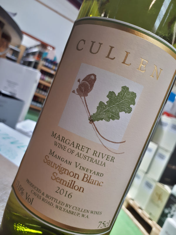 Cullen, `Mangan Vineyard` White