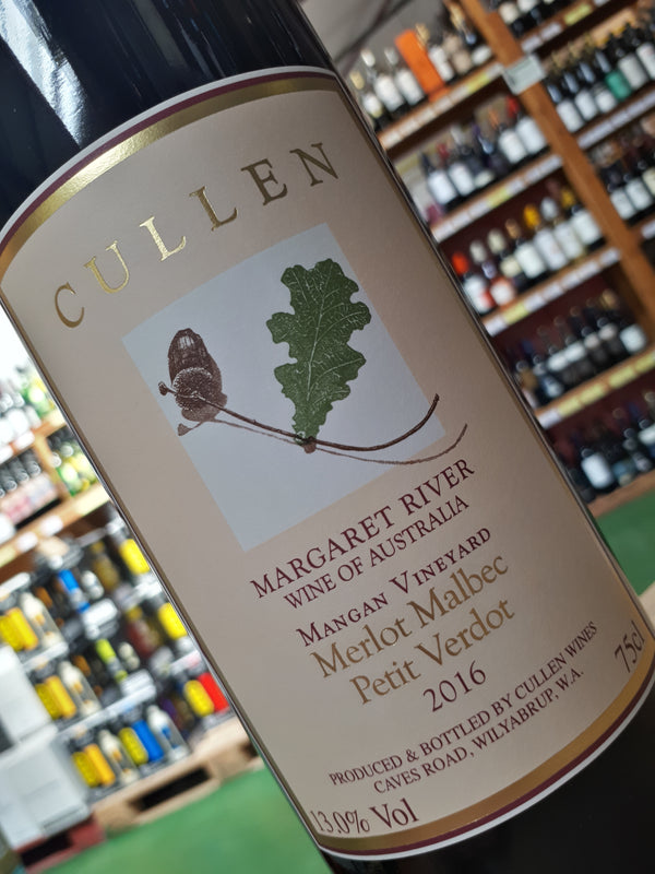 Cullen, `Mangan Vineyard` Red
