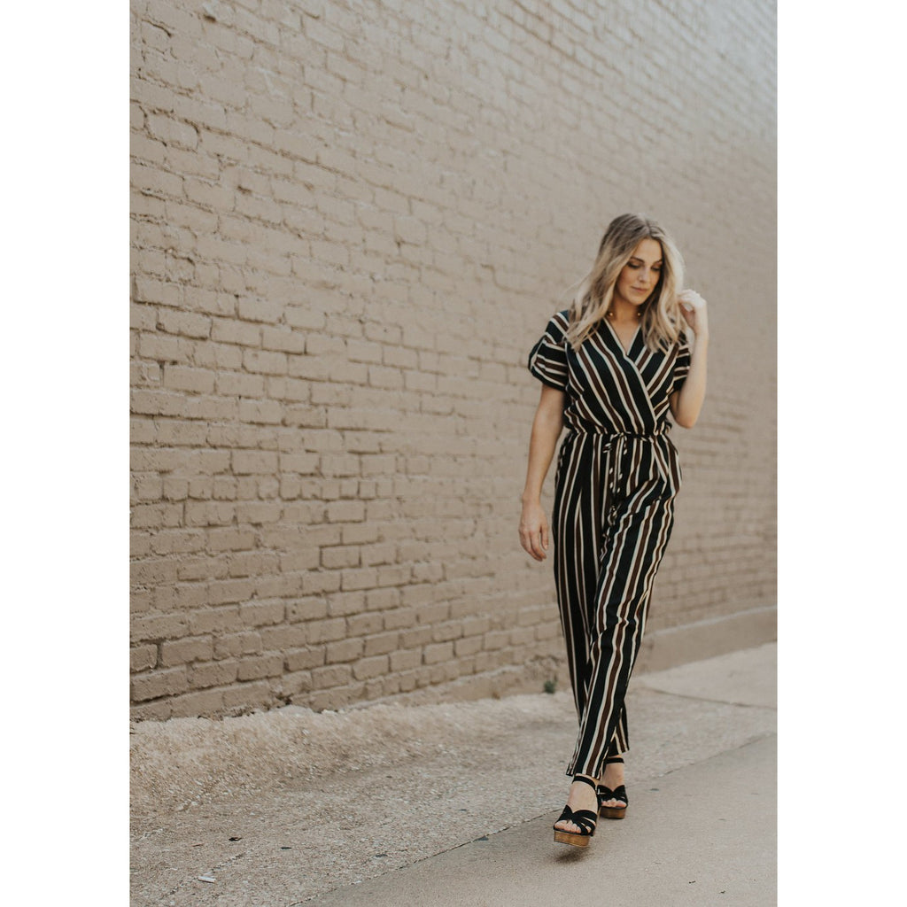 Fall Evenings Jumpsuit