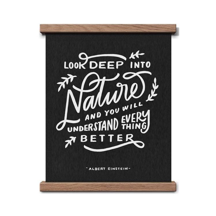 Nature Quote Poster