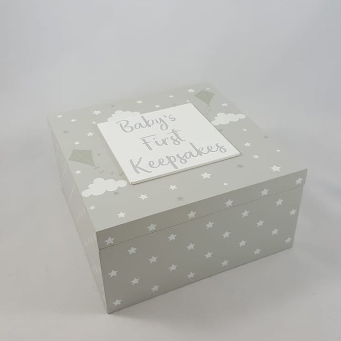 What is a Keepsake Box?