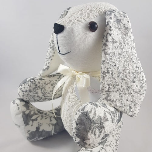 Memory Bear - Bunny Design | Lily Grace Keepsakes