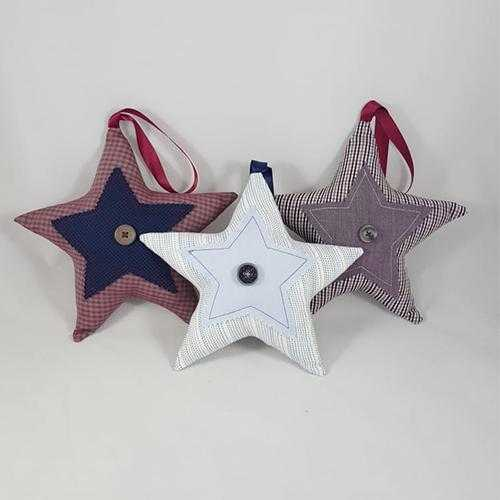 Memory Keepsake Stars (Set of 3)