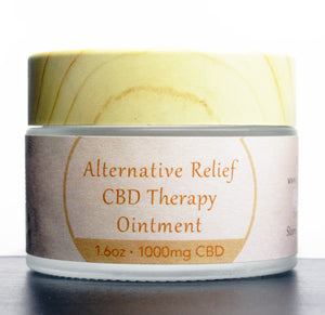 1000mg/1.6 oz Alternative Relief CBD Ointment