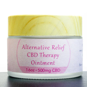 500mg/1.6 oz Alternative Relief CBD Ointment