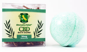 Eucalyptus Alternative Relief Bath Bomb
