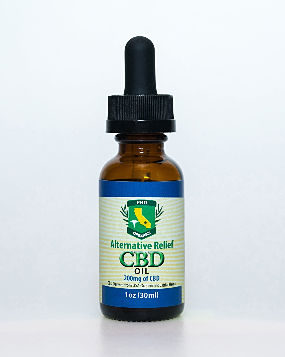 200mg/30ml Alternative Relief CBD Tincture