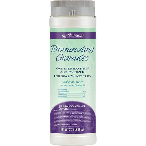 Soft Soak Brominating Granules  By BioGuard
