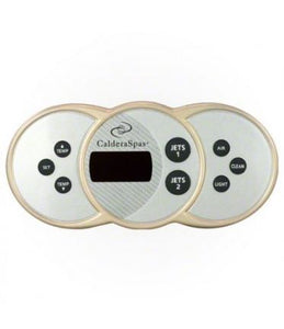74903 Caldera Spa Top Side Control Panel With Air Blower