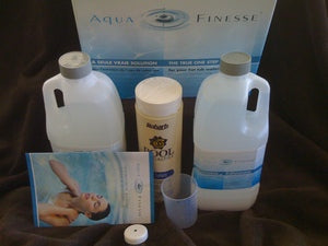 Aqua Finesse® Natural Spa Care System AquaFinesse® *BONUS* INCLUDES TWO FREE SPA CLEAN TABS