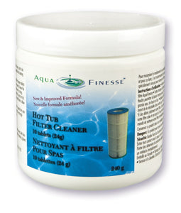 Aqua Finesse® Filter Cleaner Tablets