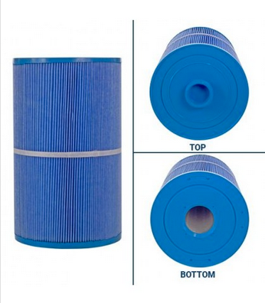Filbur FC2810M Clarathon Antimicrobial Threaded Filter replaces Sundance Microclean 6540-501
