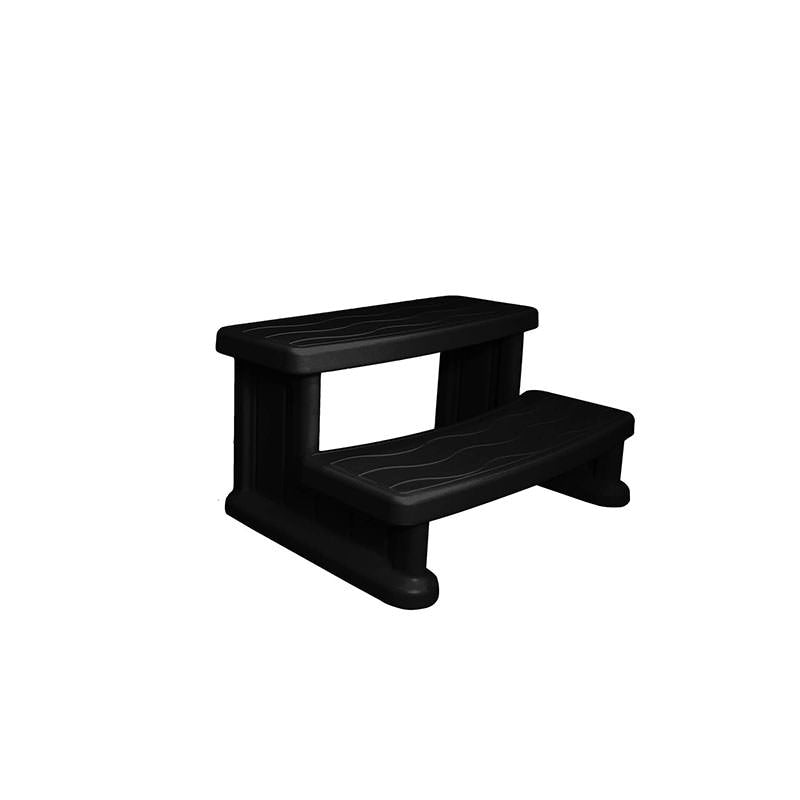 Cover Valet Spa Side Step Black In Box