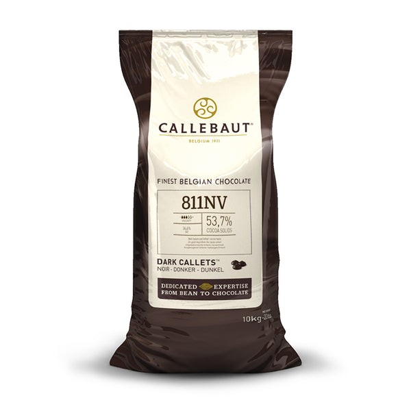Callebaut 54.5% Semisweet Callets 10 kg