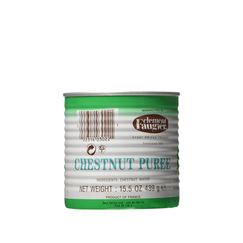 Chestnut Puree 15.5 oz