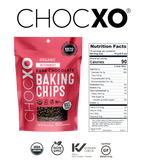 ChocXO 85% Keto Baking Chips - 227 g