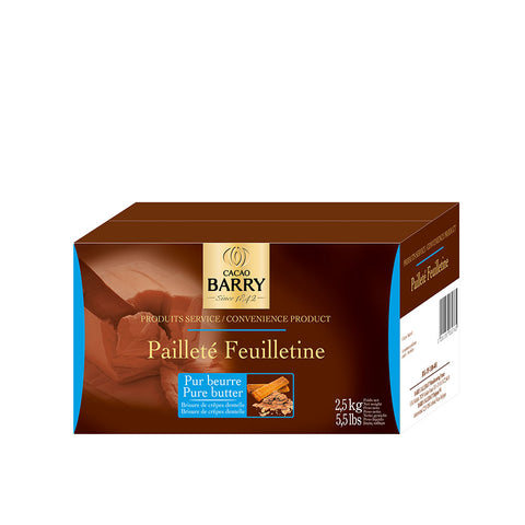 Cacao Barry Pailletes Feuilletine 5.5 lb