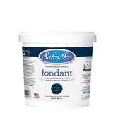 Satin Ice Bright Navy Fondant 2 lb