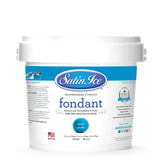 Satin Ice Blue Fondant 5lb