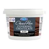 ChocoPan Covering Chocolate - Black 1 lb