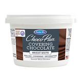 ChocoPan Covering Chocolate - Bright White 1 lb