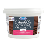 ChocoPan Covering Chocolate - Pink 1 lb