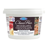 ChocoPan Modeling Chocolate - Bright White 1 lb
