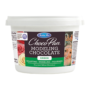 ChocoPan Modeling Chocolate - Green 1 lb
