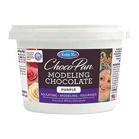 ChocoPan Modeling Chocolate - Purple 1 lb