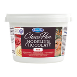 ChocoPan Modeling Chocolate - Red 1 lb