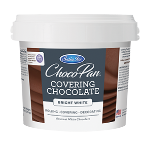 ChocoPan Covering Chocolate - Bright White 10 lb
