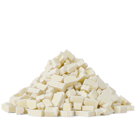 Callebaut White Chocolate Chunks