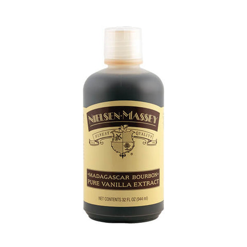Madagascar Bourbon Pure Vanilla Extract 32 oz