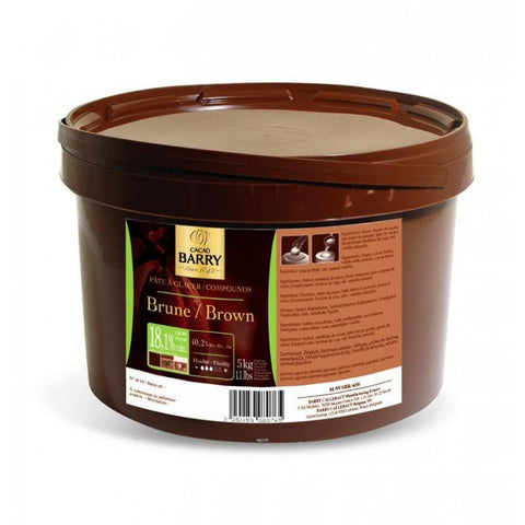 Cacao Barry Pate a Glacer - Brune 5 kg