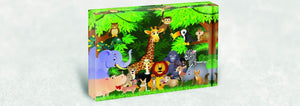 Jungle and Forest Acrylic Block
