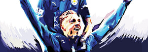 Leicester City Football Prints
