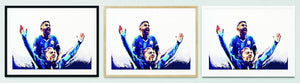 Leicester City Football Framed Prints