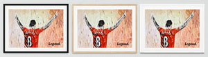Liverpool Football Framed Prints