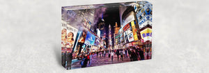 New York Acrylic Block